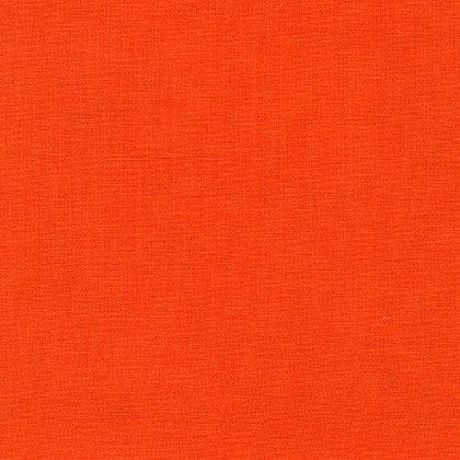 36 Kona Solid Tangerine K001-1370