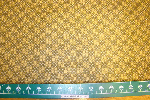 QT Into The Woods Eagles Wildlife Weave Olive
