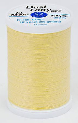 Coats and Clark All Purpose Thread S910 7330 Yellow