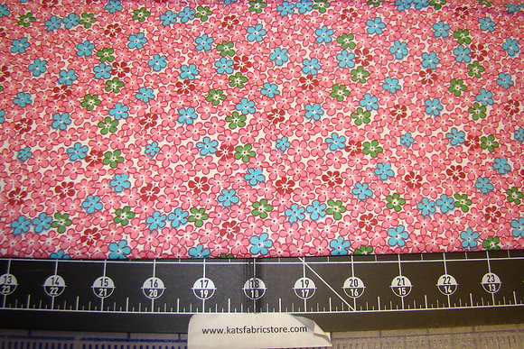 Quilter Calicos 240 Pink