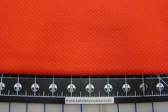 QT Illusions Pin Dot Red