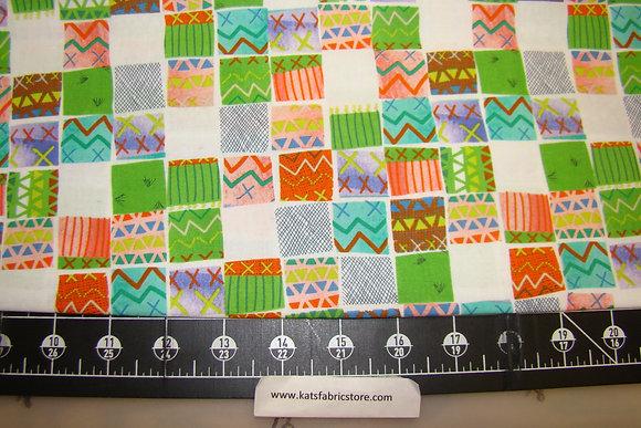 QT Alpaca Picnic Blanket Patches