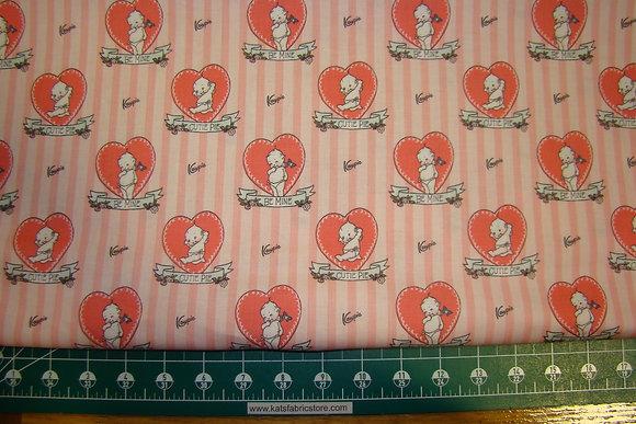 Riley Blake Kewpie Love Valentine Fabric