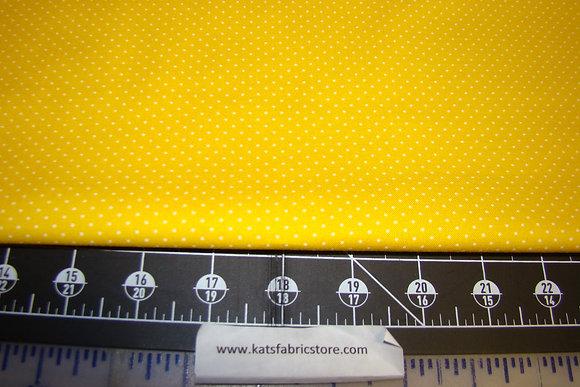 QT Sorbet Essentials Mini Dots Yellow 2