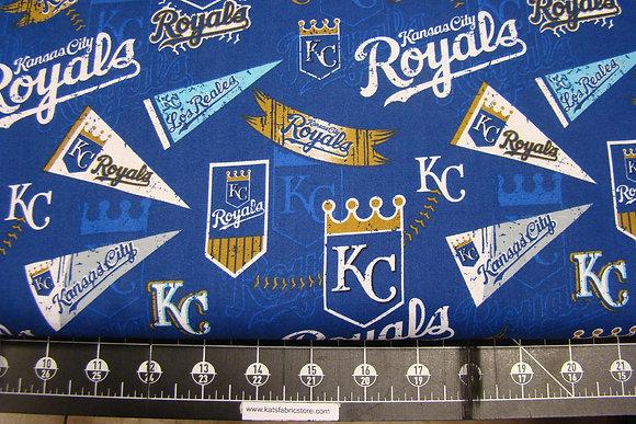 MLB Kansas City Royals Vintage CTN
