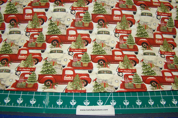 3W Home for the Holidays Trucks Multi