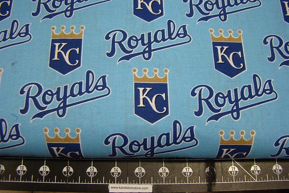 MLB Cotton Kansas City Royals # 6641-B