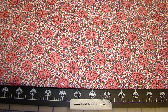 Quilter Calicos 286 Pink