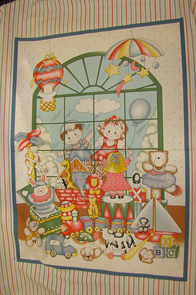 Baby Panel Toy Store