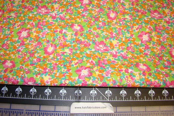 Quilter Calicos 361 Pink