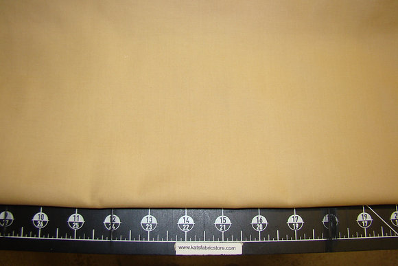 BX Superior Solid Burlap Gold