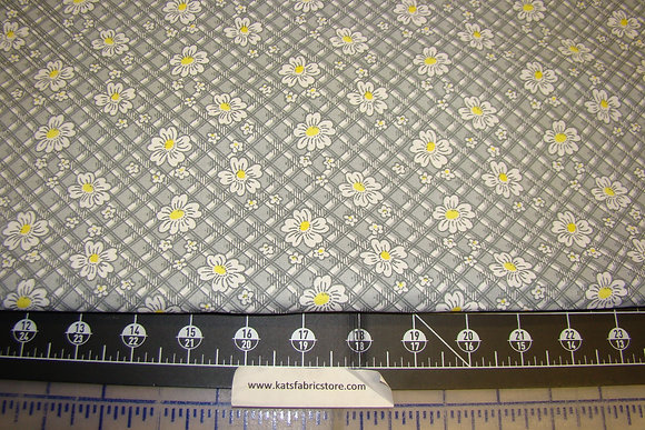 Quilter Calicos 307 Gray