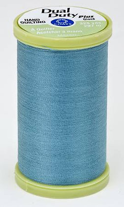 Dual Duty Plus Hand Quilting River Blue 5450