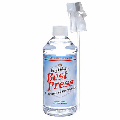 Best Press Spray Starch Scent Free 16oz # 60034