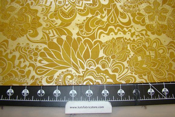 BX Jubilee Floral Gold