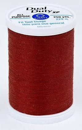 Coats and Clark All Purpose Thread S910 7870 Rustana Red