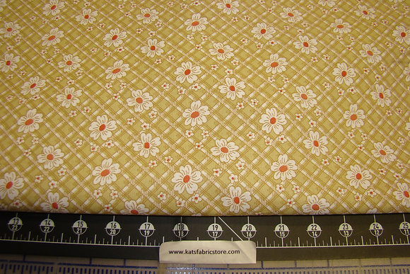 Quilter Calicos 308 Brown