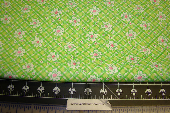 Quilter Calicos 309 Green