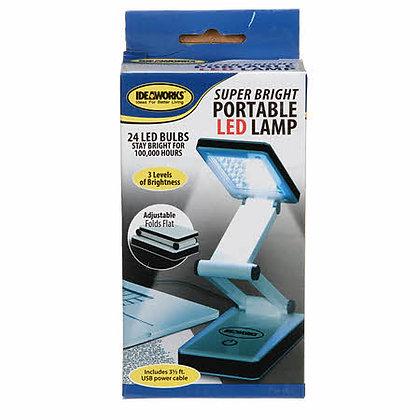 Super Bright Portable LED Lamp # SBPLEDL