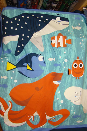 Finding Dory Panel Blue