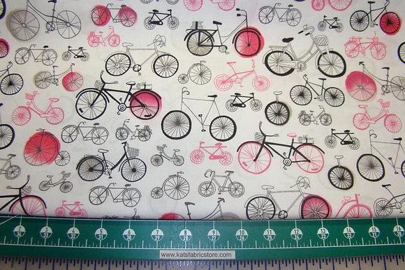 RK Bicycle Adventure Pink
