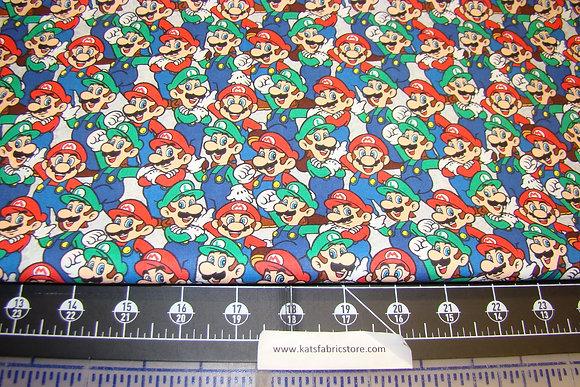 SC Mario Luigi Packed