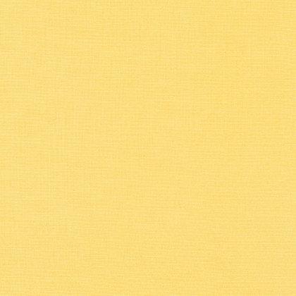 4 Kona Solid Buttercup K001-1056