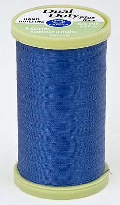 Dual Duty Plus Hand Quilting Yale Blue 4470