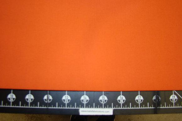 BX Superior Solid Dark Orange