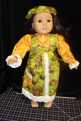 """18"""" Doll Clothes/American Girl Doll Clothes 4 piece Set"""