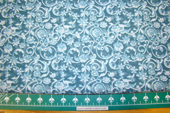 Florentine Floral Scroll Collection
