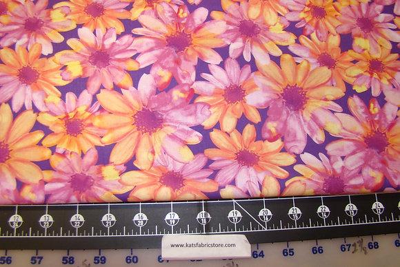BX Color Calypso Color Kissed Flowers Purple