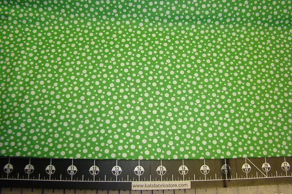Andover Adeline A-8975 Dots Green