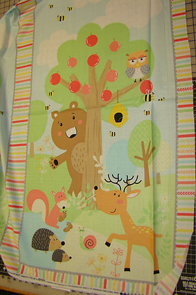 BX Friendship Forest Panel Multi