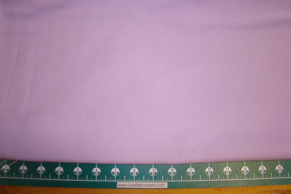 Flannel Solid Lilac
