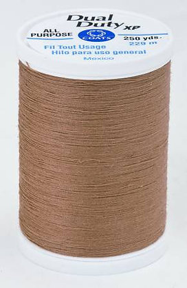 Coats and Clark All Purpose Thread S910 8730 Brown Sugar