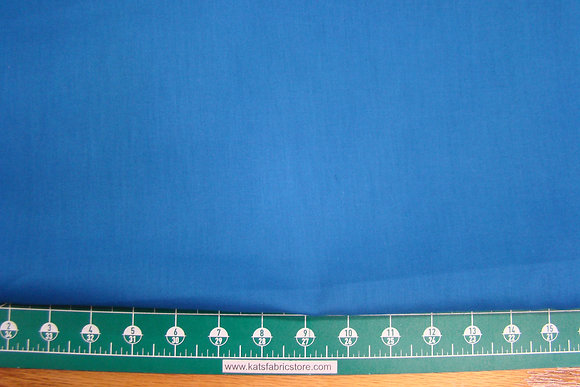 "108"" Dream Cotton Royal Blue Quilt Backing"