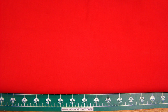 """108"""" Natural Charm Red"""