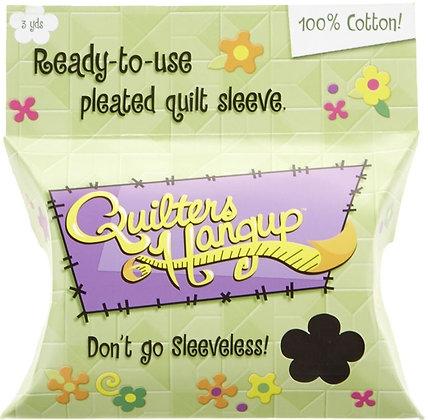 Quilter's Hangups Black