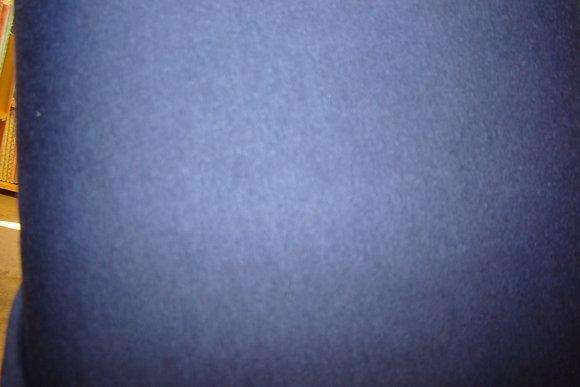 Knit Interlock Navy Poly Cotton
