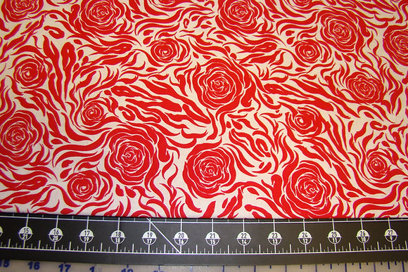 FbQ Accent on Color Roses Red