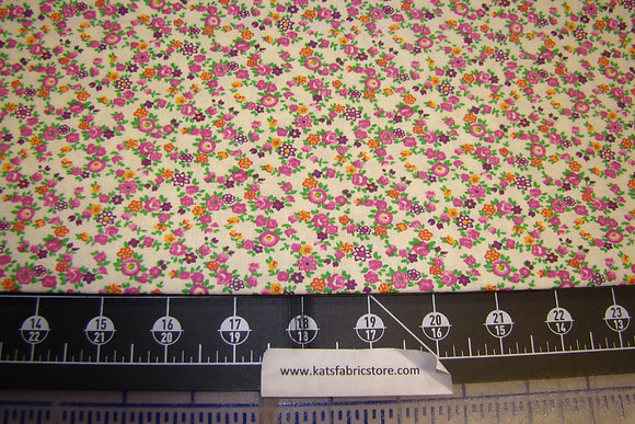 Quilter Calicos 356 Pink