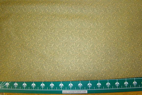 QT Windsor Scroll Olive