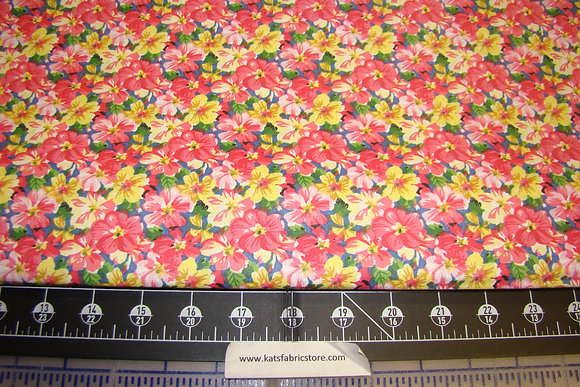 Quilter Calicos 291 Pink