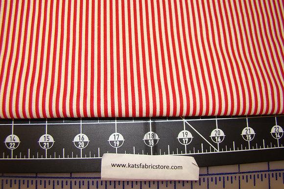PS Classique Stripe Red