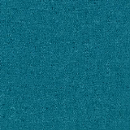 187 Kona Solid Teal Blue K001-1373