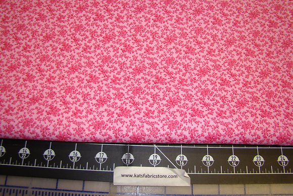 Quilter Calicos 250 Pink