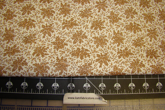 Quilter Calicos 328 Brown