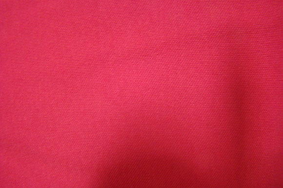 Knit Interlock Hot Pink Poly Cotton