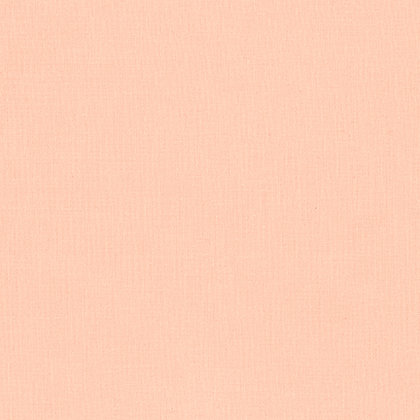 64 Kona Solid Ice Peach K001-1176